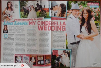 womans day wedding feature lisa lewis amy ryan makeup bridal